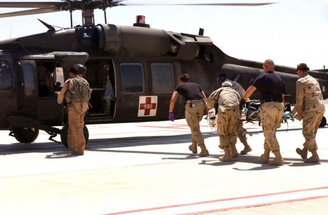 UH-60 Black Hawk - Medical evacuation Picture