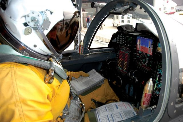 U-2S Dragon Lady - U-2s boast new, improved cockpit Picture