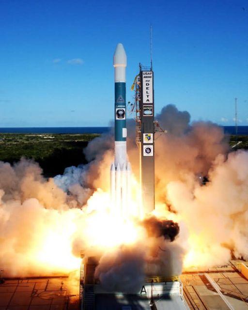 Delta II rocket - Delta II Picture