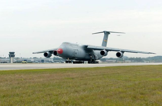 C-5 Galaxy - C-5 still going strong after 38 years Picture