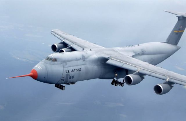 C-5M - C-5 still going strong after 38 years Picture