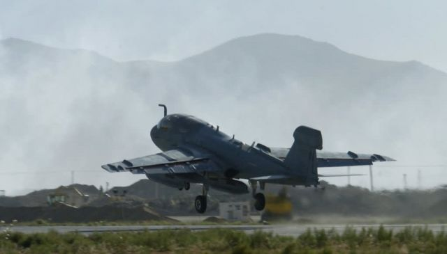 EA-6B Prowler - On the prowl Picture