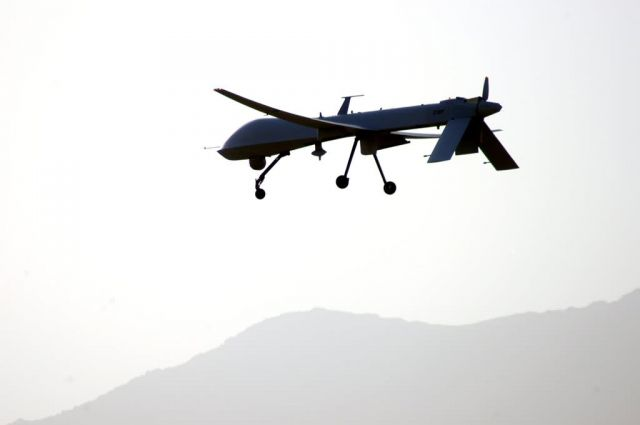 MQ-1 Predator - Predators provide eyes in the sky over Afghanistan Picture