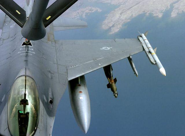 KC-135 Stratotanker - Refueling mission Picture