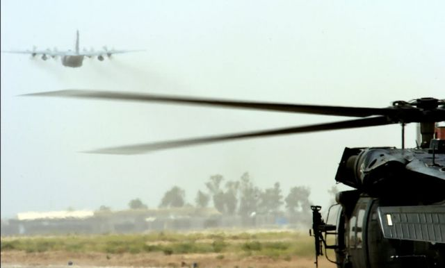 UH-60 Black hawk - Maintenance unit keeps aircraft flying Picture