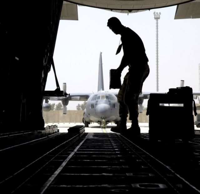 C-130 Hercules - Maintenance unit keeps aircraft flying Picture