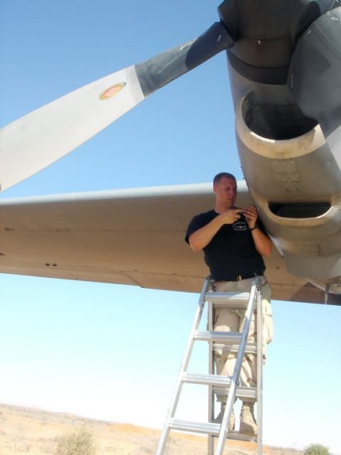 C-130 Hercules - Crew chiefs keep C-130s flying Picture