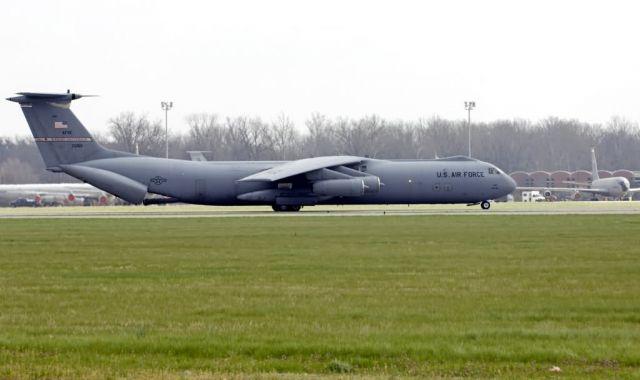C-141C - Final flight Picture