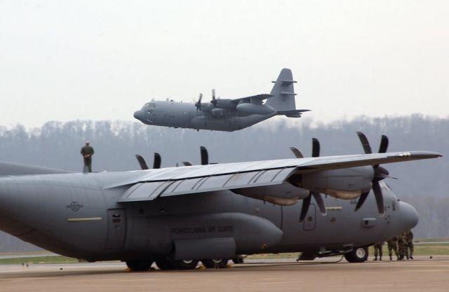 C-130 Hercules - Commando Solo Picture