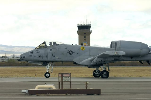 A-10 Thunderbolt II - Ready for takeoff Picture