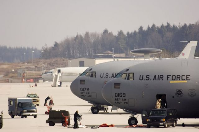 Spangdahlem Air Base - Airlift Gas-n-Go Picture