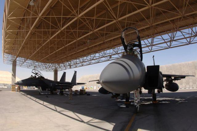 F-15E Strike Eagles - Strike Eagles ready to strike Picture