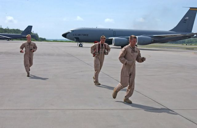 KC-135 Stratotanker - The flow behind the mission Picture