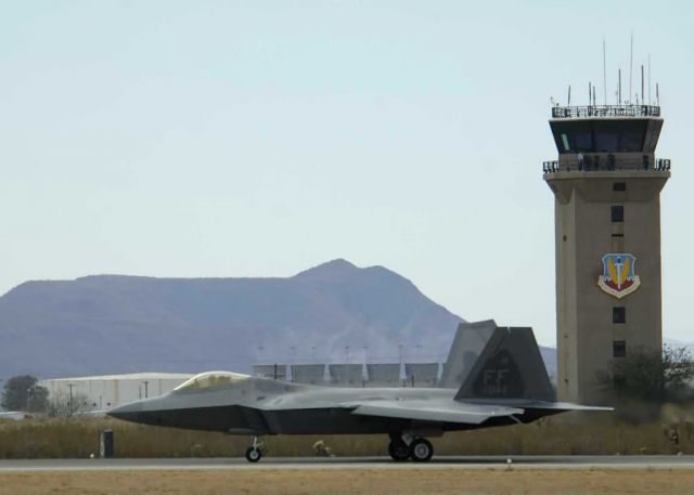 F-22A Raptor - Heritage flight Picture