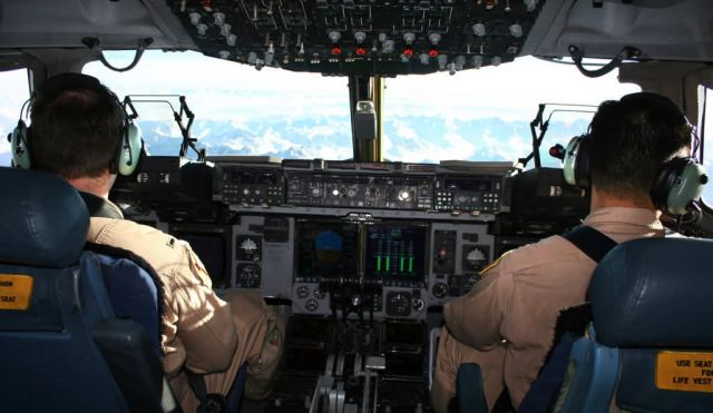 C-17 Globemaster III - C-17 crews deliver in Central Asia Picture