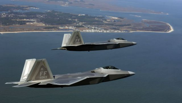 F-22A Raptors - 94th Raptors Picture