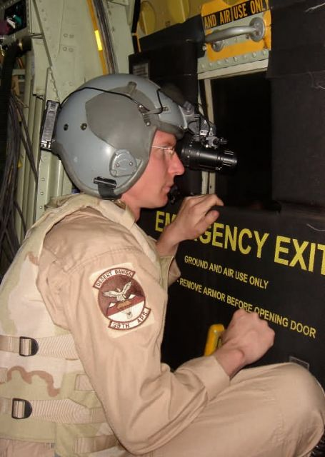 Peterson Air Force Base - Loadmasters heart of C-130 operations Picture