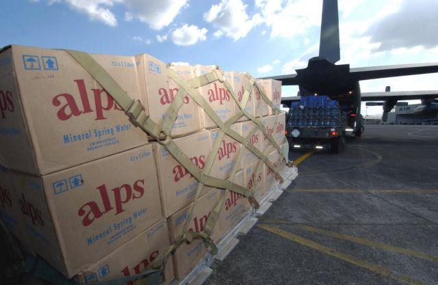 C-130 Hercules - Philippine humanitarian relief Picture