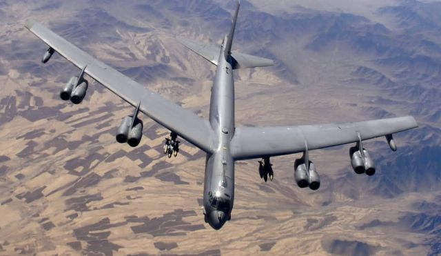 B-52 Stratofortress - Close air support Picture