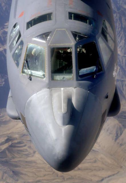 B-52 - Tanker pride Picture