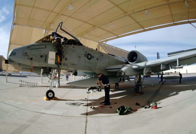 A-10 Thunderbolt II - Home again Picture