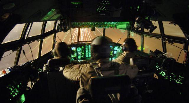 C-130 Hercules - Combat support Picture