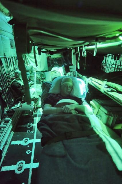 C-130 Hercules - Critical care Picture