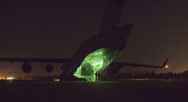 C-17 Globemaster III - Air care Picture