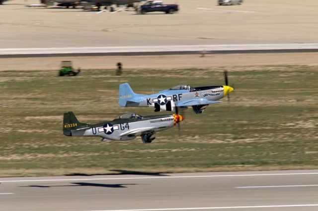 P-51 Mustangs - P-51 Mustangs Picture