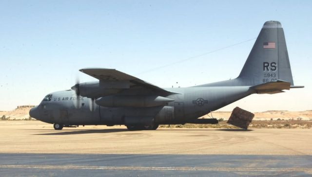 C-130 Hercules - Military aid Picture