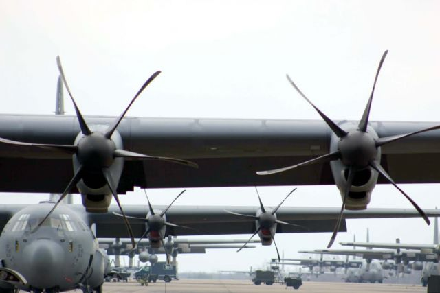 C-130 Hercules J-model - Hey 'J' Picture