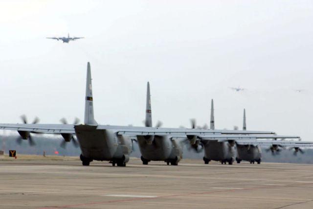 C-130 Hercules J-model - Hey 'J' Picture