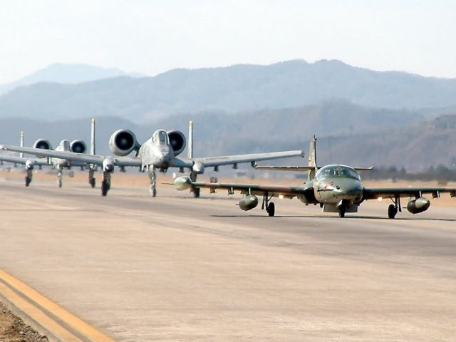 A-37 - Follow the leader Picture