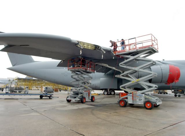 C-5 Galaxy - Back to duty Picture