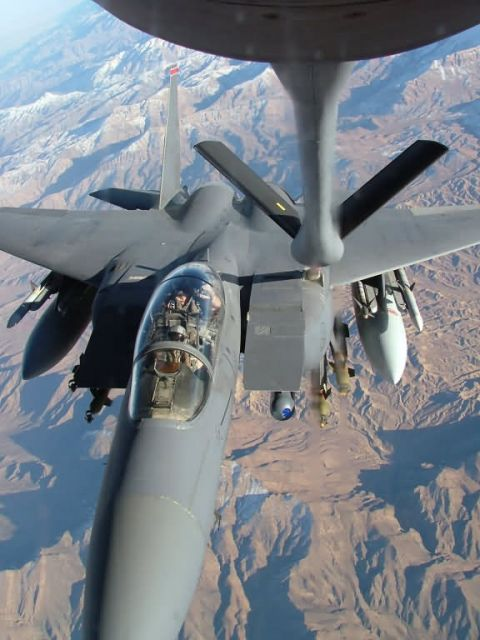 KC-135 Stratotanker - Keeping fuel flowing Picture