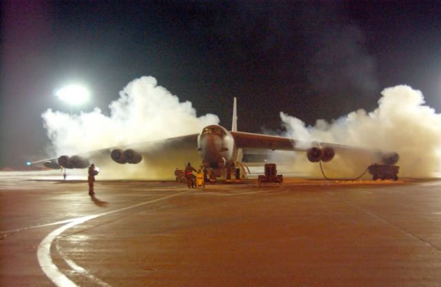 B-52H - Out in the cold Picture