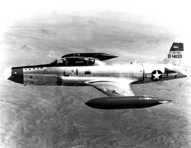 F-94 - F-94 Starfire Picture