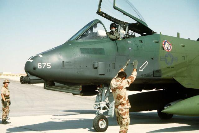 A-10 Thunderbolt II - A-10 Thunderbolt II Picture