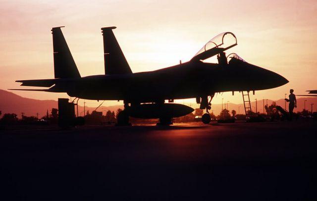 F-15C Eagle - F-15C Eagle Picture