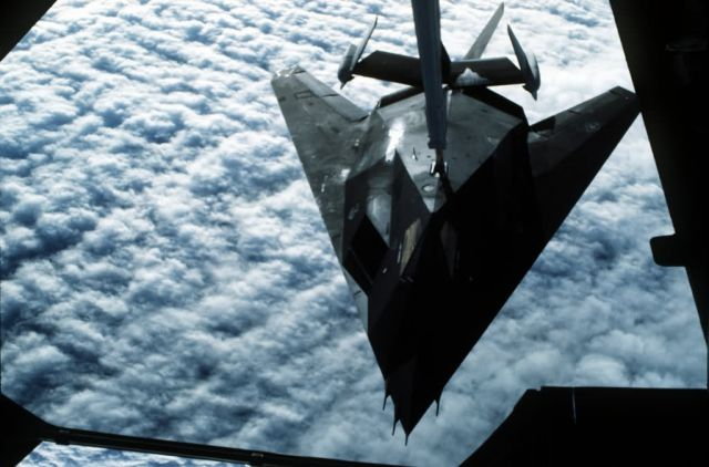 F-117A - F-117A stealth fighter Picture