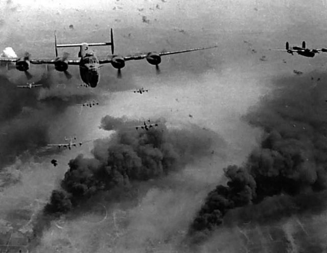 B-24s Picture