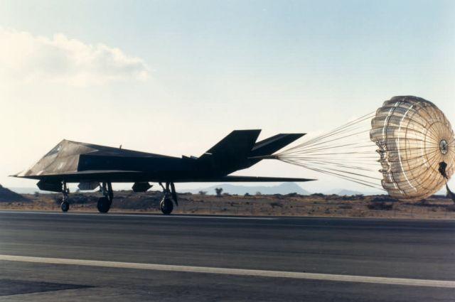 F-117 Picture
