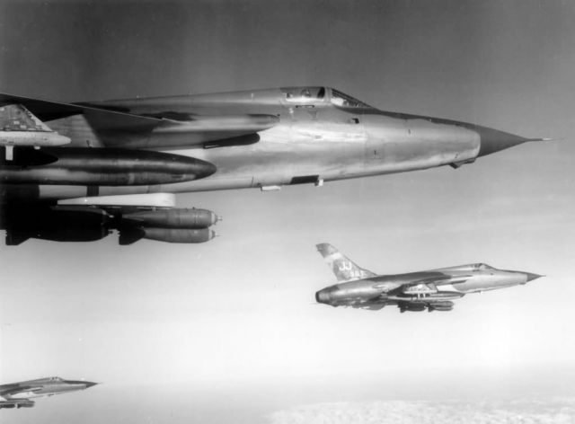F-105 Thunderchiefs Picture