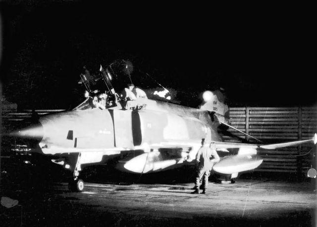 RF-4 Phantom aircraft Picture
