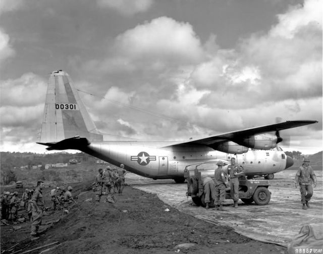 C-130 Air Force aircraft Picture