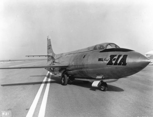 Bell X-1 airplane Picture