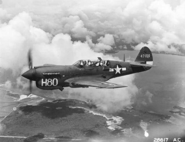 P-40 Picture