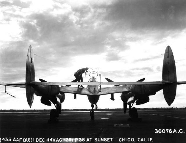 P-38 Picture