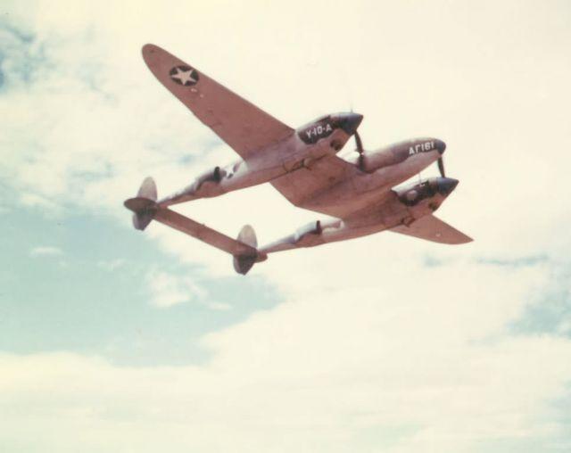 P-38 - P-38 Picture