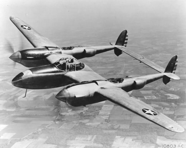 YP-38 - Lockheed YP-38 Picture